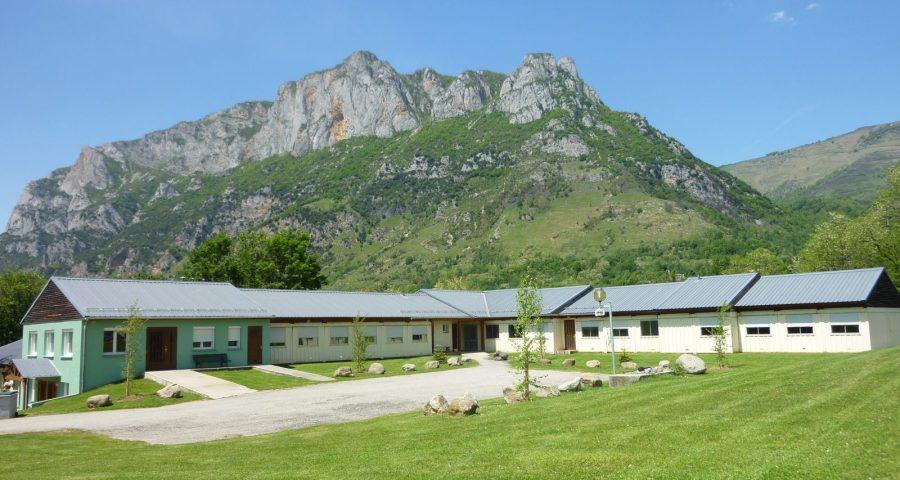« Accueil de groupe scolaire, sportif dans les Pyrénées » est verrouillé Accueil de groupe scolaire, sportif dans les Pyrénées