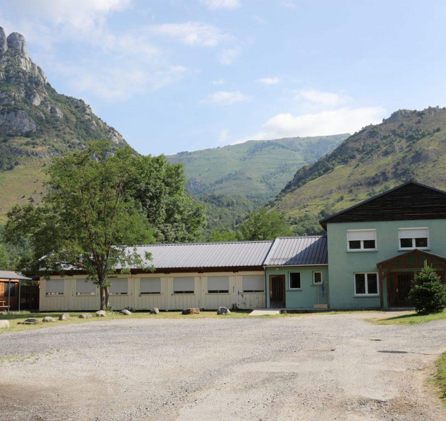 Gîte étape en Ariège dans les Pyrénées