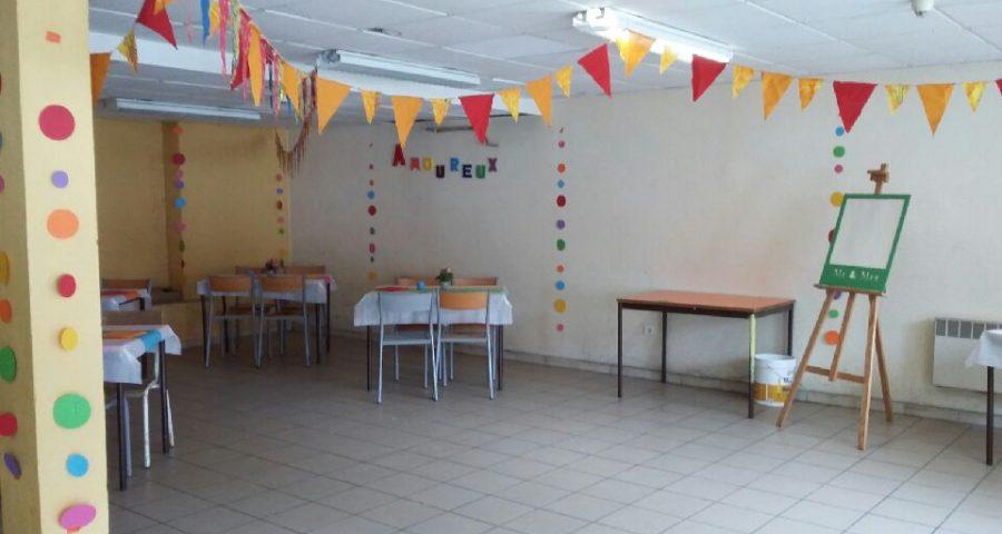 Ariège salle d'activité